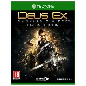 Deus Ex: Mankind Divided Day One Edition Xbox One JOCXONEDEUSXMD