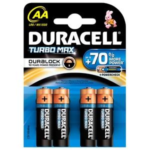 Baterii DURACELL AAK4 Turbo Max Duralock BATDURTURBAAK4