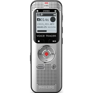 Reportofon digital PHILIPS DVT2000, 4GB, argintiu REPDVT2000