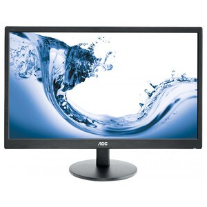 "Monitor LED TN AOC E2770SH, 27"", Full HD, 60Hz, negru MONE2770SH"