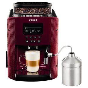 Espressor automat KRUPS EA816570, 1.7l, 1450W, 15 bar, rosu EXSEA816570