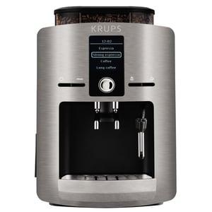 Espressor automat KRUPS EA826E, 1450W, 15 bar, 1.7 l, display LCD, negru EXSEA826E