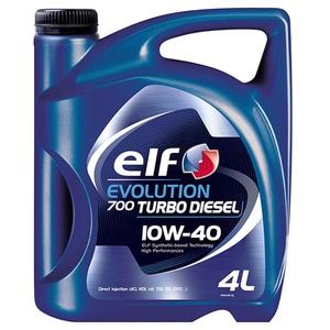 Ulei motor ELF, Turbo Diesel, 10W40, 4l AUT10W40700TD4L
