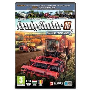 Farming Simulator 15 Official Expansion 2 PC JOCPCFARS15OE2
