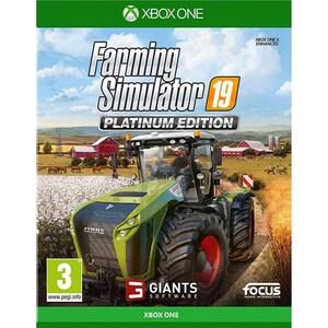Farming Simulator 19 Platinum Edition Xbox One JOCXONEFARM19PE