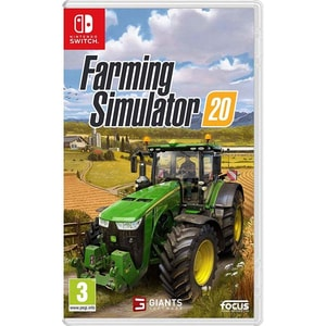 Farming Simulator 20 Nintendo Switch JOCNSWFARMSIM20