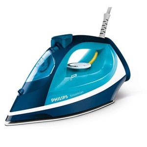 Fier de calcat PHILIPS SmoothCare GC3582/20, 2400W, 170g/min, 400ml, talpa SteamGlide, albastru FERGC3582-20