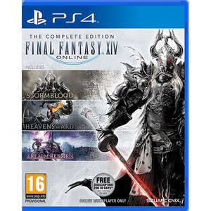 Final Fantasy XIV Online The Complete Edition PS4 JOCPS4FF14OCE