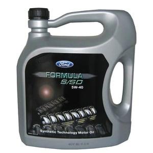 Ulei motor FORD FO1502263 Formula S/SD, 5W40, 5l AUTFO1502263