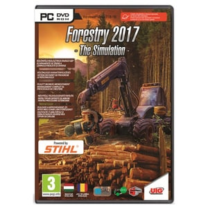 Forestry 2017 - The Simulation PC JOCPCFOREST17