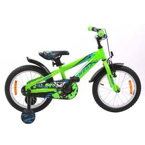 "Bicicleta copii Omega Gerald 2018, 20"", verde BCLGERALD20V"