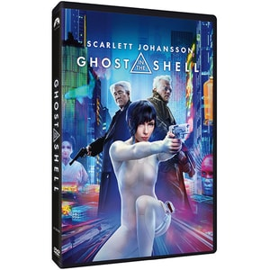 Ghost in the Shell DVD DV-GHOSTINSHELL