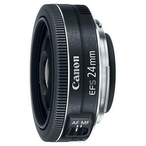 Obiectiv foto CANON EF-S 24mm f/2.8 STM OBIEFS24F28STM