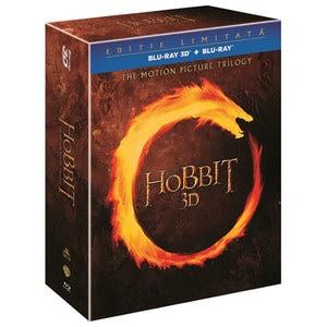 Trilogia Hobbitul Blu-ray 3D BD-3DTRILOGHOBB