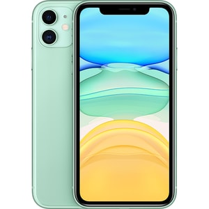 Telefon APPLE iPhone 11, 64GB, Green SMTMWLY2RMA