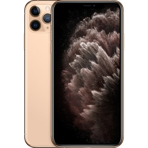 Telefon APPLE iPhone 11 Pro Max, 256GB, Gold SMTMWHL2RMA