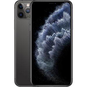 Telefon APPLE iPhone 11 Pro Max, 256GB, Space Grey SMTMWHJ2RMA
