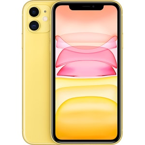 Telefon APPLE iPhone 11, 64GB, Yellow SMTMWLW2RMA