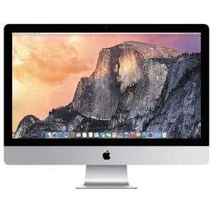 "Sistem PC All in One APPLE iMac mne92ro/a, 27"" Retina 5K Display, Intel Core i5 pana la 3.8GHz, 8GB, 1TB Fusion Drive, AMD Radeon Pro 570 4GB, MacOS Sierra-Tastatura layout RO AIOMNE92ROA"