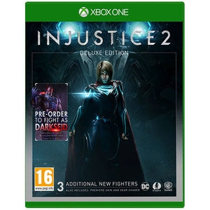 Injustice 2 Deluxe Edition Xbox One JOCXONEINJUST2D