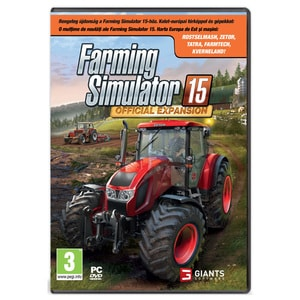 Farming Simulator 15 Official Expansion (Gold) PC JOCFARM15EX