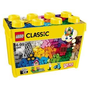 LEGO Classic - Cutie mare de constructie creativa 10698 JUC10698