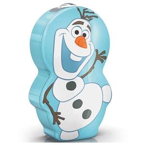 Lanterna LED PHILIPS Frozen 717670816, 1 LED, albastru BEC717670816