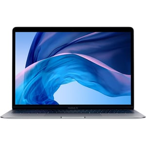 "Laptop APPLE MacBook Air 13 mvfh2ze/a, Intel Core i5 pana la 3.6GHz, 13.3"" IPS Retina, 8GB, SSD 128GB, Intel UHD Graphics 617, macOS Mojave, Space Gray - Tastatura layout INT LAPMVFH2ZEA"