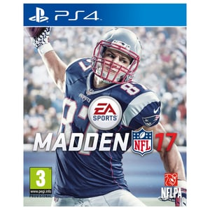 Madden NFL 17 PS4 JOCPS4MADDEN17