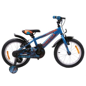 "Bicicleta copii Omega Master 2018, 20"", albastru BCLMASTER20AB"