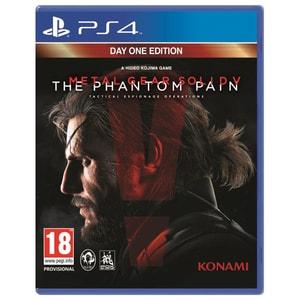 Metal Gear Solid V: The Phantom Pain D1 Edition PS4 JOCPS4METGEPH