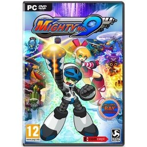 "Mighty No. 9 PC (include expansion ""Ray"", artbook, poster) JOCPCMIGHTY9"