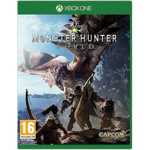 Monster Hunter: World Xbox One JOCXONEMHWORLD