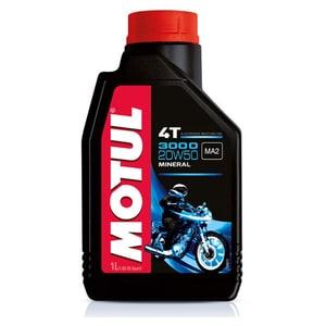 Ulei moto MOTUL 3000 MOT30004T20W501L 4T, 20W50, 1l AUTMO300020W501