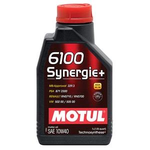 Ulei motor MOTUL 6100 Synergie, 10W40, 1l AUTSYNERG10W401