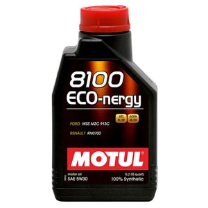 Ulei motor MOTUL 8100 Eco-Energy, 5W30, 1l AUTECONRGY5W301