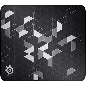 Mouse Pad Gaming STEELSERIES QcK+ Limited, negru-gri MPDSSSQCKLTPLUS