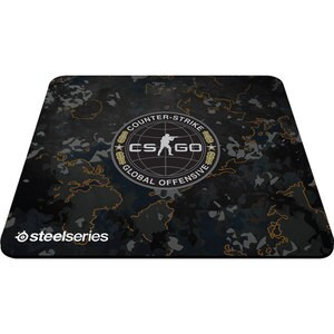 Mouse Pad STEELSERIES QCK Plus CS GO Camo Edition MPDSSSQCKPCSGOC
