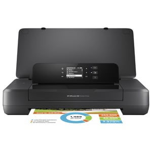 Imprimanta Portabila Hp Officejet 202, A4, Usb, Wi-fi