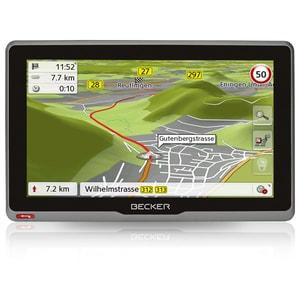 Sistem de navigatie GPS BECKER BECKA7SEU Active 7s EU, Harta Full Eu, diagonala 7'', TMC NAVBECKA7SEU