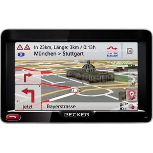 """Sistem de navigatie GPS BECKER PROFESSIONAL 50, TFT, 5"""", Micro SD NAVBECKERP5LT"""