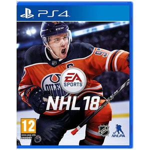 NHL 18 PS4 JOCPS4NHL18