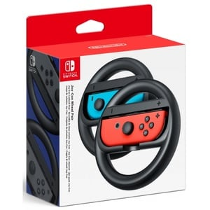 Volan gaming NINTENDO Switch Joy-Con, negru GAMNSWJOYCVOL