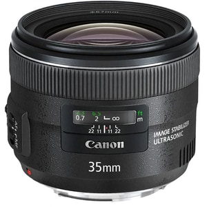 Obiectiv foto CANON EF 35mm f/2 IS USM OBIEF3520ISUSM