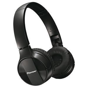 Casti PIONEER SE-MJ553BT-K, Bluetooth, On-Ear, Microfon, negru CASSE-MJ553BT-K