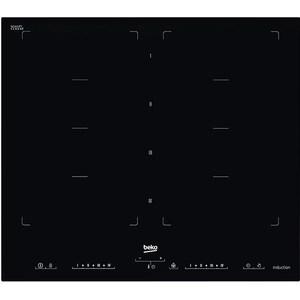 Plita incorporabila BEKO HII68600PT, inductie, 8 arzatoare, Touch Control, negru PLTHII68600PT