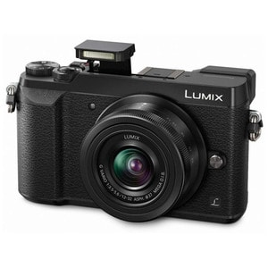 Aparat foto Mirrorless PANASONIC DMC-GX80, 16 MP, Wi-Fi, negru + Obiectiv 12-32mm MLCDMCGX80KEGK