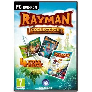 Rayman Collection PC JOCPCRAYMCOLLT