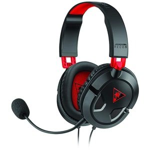 Casti Gaming TURTLE BEACH Recon 50, multiplatforma, 3.5mm, negru-rosu CAS191529