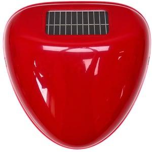 Sirena de exterior inteligenta PNI SM470, Wireless, Incarcare solara, rosu SHMPNISM470